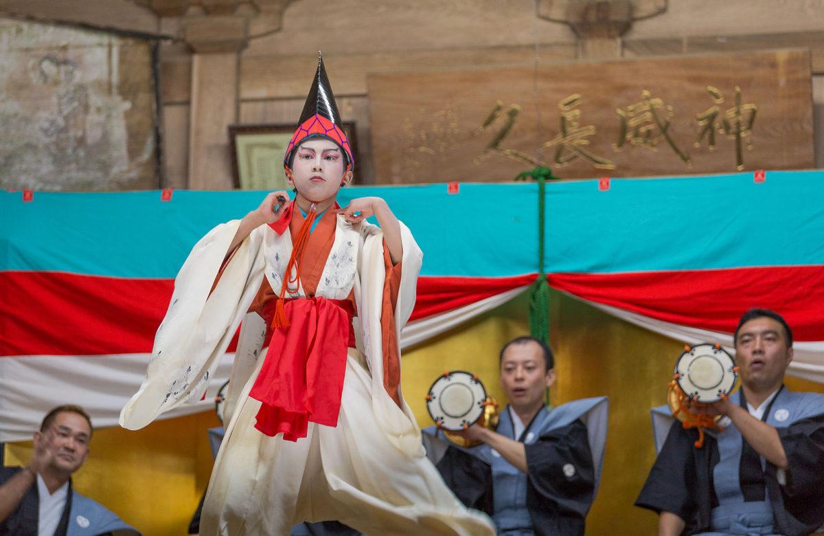 松崎秋祭り